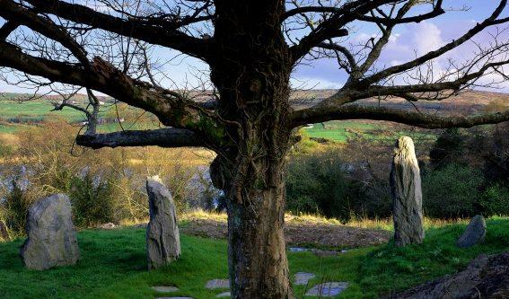 weekend retreats with Michelle A. Hardwick in Liss Ard, West Cork Wild Atlantic Way, Ireland