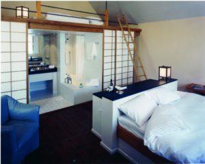 Wonder of the Soul weekend retreats Liss Ard Lake Lodge Bedroom